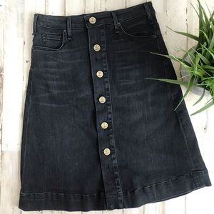 McQuire Denim Skirt